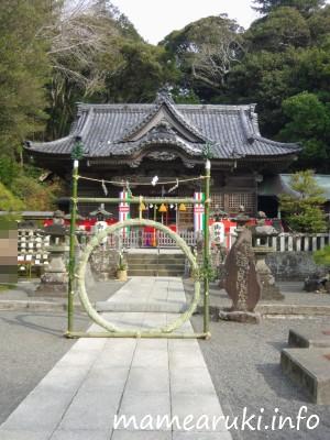伊古奈比咩命神社(白濱神社)10