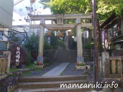 日枝神社|伊豆市