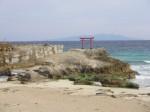 伊古奈比咩命神社(白濱神社)11・大明神岩