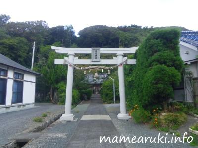 舟寄神社|賀茂郡松崎町