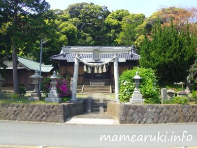 加畑賀茂神社|賀茂郡南伊豆町