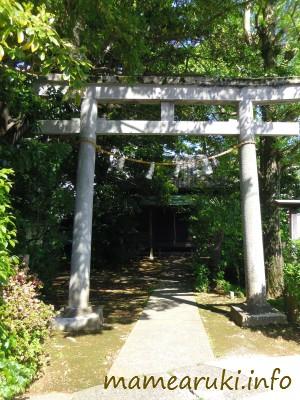厳島神社|伊東市