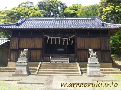 加畑賀茂神社2