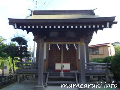 三石神社2