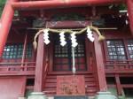 藤森稲荷神社2・拝殿