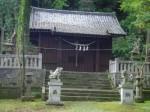 天照皇大神社2・社殿
