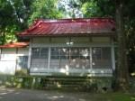 岩徳高神社2・社殿