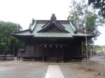 広瀬神社2・社殿