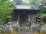 山神社2・社殿