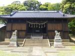 加畑賀茂神社2・社殿