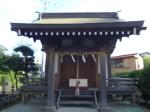 三石神社2・本殿