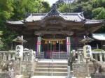 伊古奈比咩命神社(白濱神社)2・拝殿