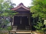 比波預天神社2・社殿