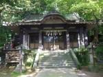 葛見神社2・社殿