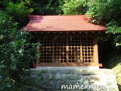 比波預天神社3