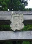 大宮神社3・鳥居の神額