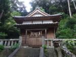舟寄神社3・本殿