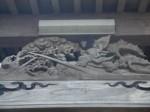 鹿島神社3・蟇股