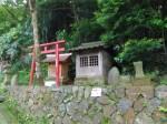 天照皇大神社4・秋葉神社と力石