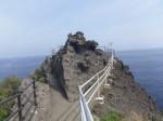 石室神社4・境内社への道
