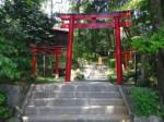 伊古奈比咩命神社(白濱神社)5・本殿への参道