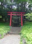 浅間神社6・山麓の鳥居