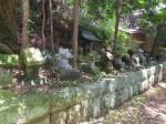 伊古奈比咩命神社(白濱神社)7・石祠