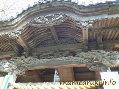 伊古奈比咩命神社(白濱神社)9