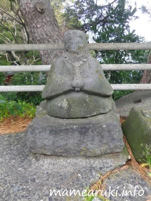道祖神|富戸港上