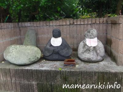 道祖神|池・高札場