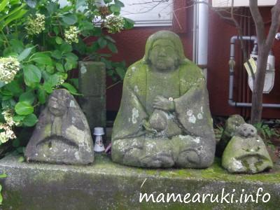 道祖神|伊豆山神社前