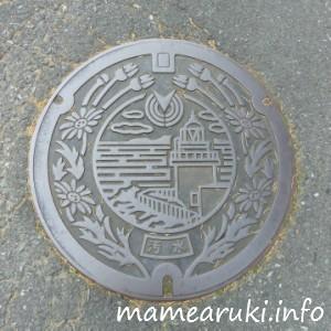 賀茂郡南伊豆町|マンホール