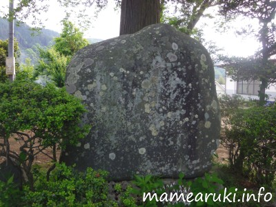 松尾芭蕉句碑|天神社