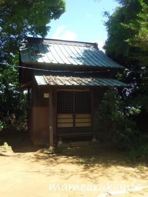 劒刀石床別命神社3
