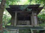 子守神社2・社殿