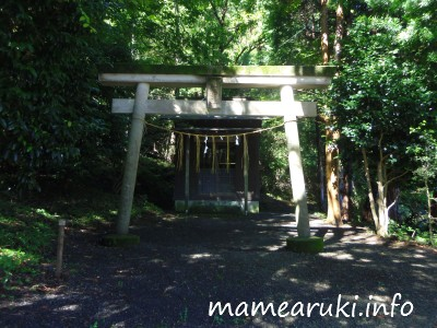 山神社(奥野神社)|伊東市