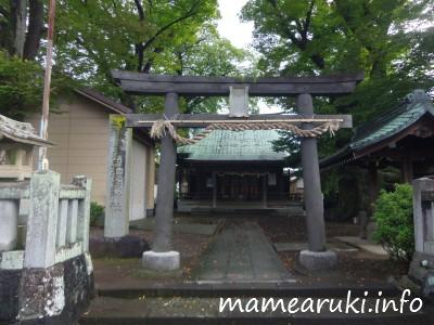 楊原神社|三島市