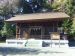 軽野神社2・社殿