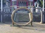 津島神社6・茅の輪
