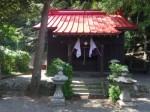 牛越神社2・社殿