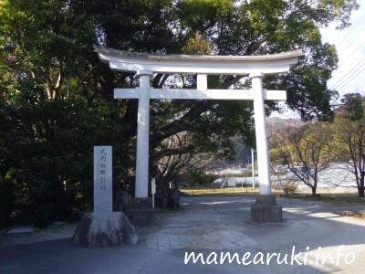 杉桙別命神社(来宮神社)1・鳥居