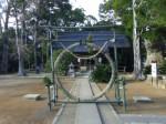 杉桙別命神社(来宮神社)4・茅の輪