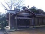 杉桙別命神社(来宮神社)7・お篭もり堂