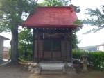 天神社2・社殿