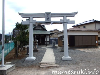 雷電神社|田方郡函南町