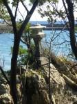 琴海神社4・灯篭