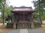 天地神社2・社殿
