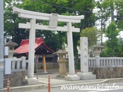 八坂神社|伊豆の国市