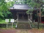 八幡神社2・社殿