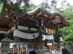 下田八幡神社3・社殿